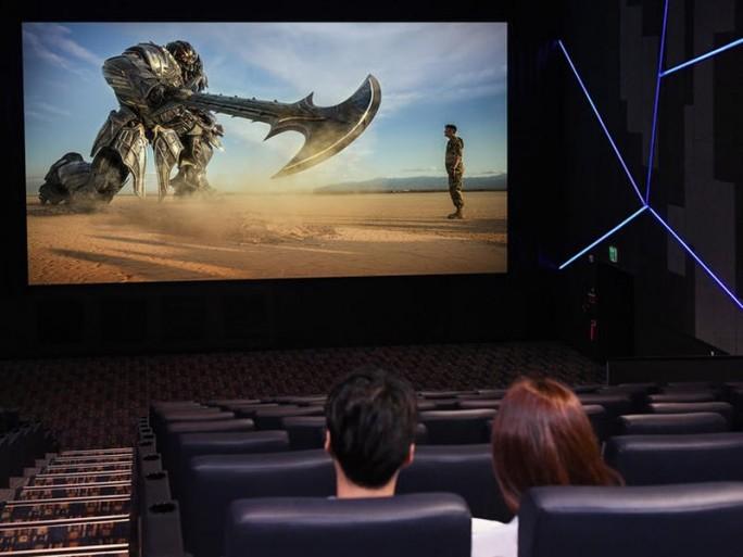Samsung Cinema LED (Bild: Seung-ho Yoo / ZDNet.com)
