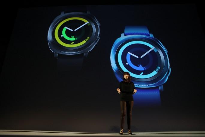 Samsung Gear Sport (Bild: Samsung)