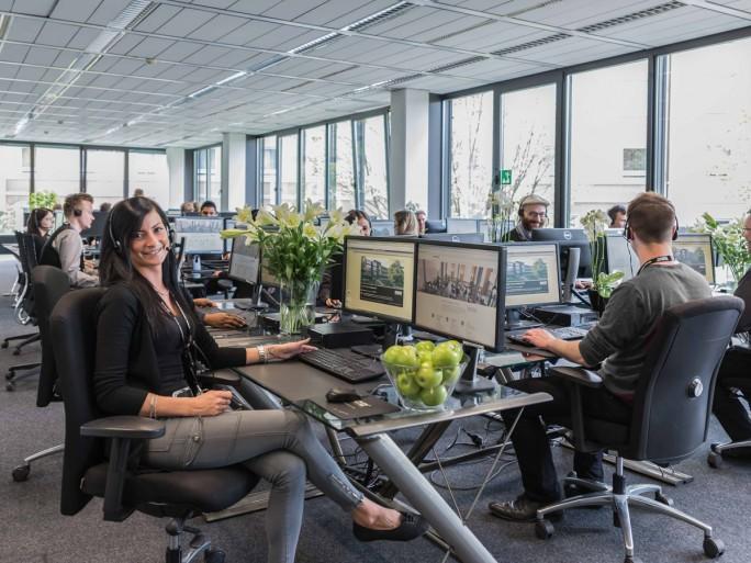 Das bisher bereits existierende Büro von CCC in Essen muss nun wohl deutlich erweitert werden, sollen dort doch schon im Herbst 500 Mitarbeiter mit der Inhalte-Betreuung für Facebook beginnen (Bild: CCC).