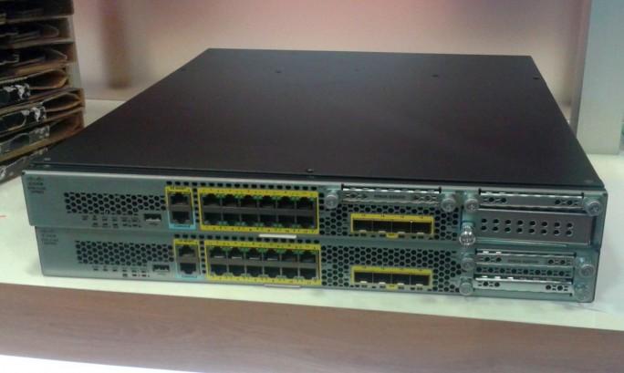 Die im Frühjahr vorgestellte Next-Generation-Firewall Cisco Firepower 2100 gibt es in zwei Modellvarianten und jeweils zwei Ausführungen (Bild: silicon.de).