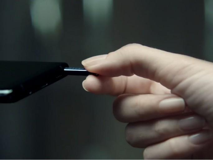 Samsung Galaxy Note 8: S-Pen (Bild: Samsung)