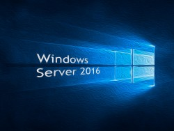 Windows Server 2016 (Bild: Microsoft)