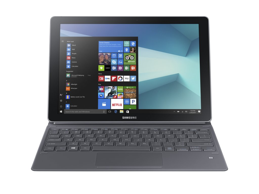 Samsung Galaxy Book Lte Front on Windows 10 Firewall