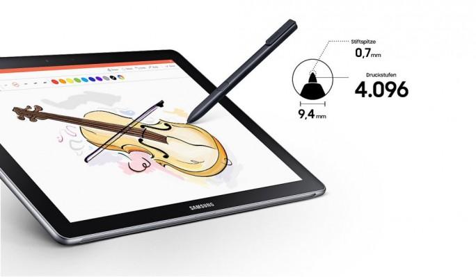 Samsung Galaxy Book 12 LTE: S Pen (Bild: Samsung)