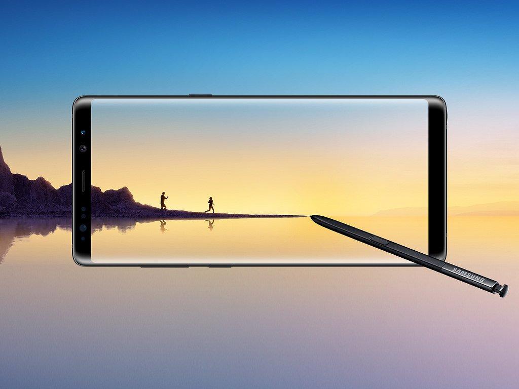 Samsung Galaxy Note 8 ab Mitte September für 999 Euro erhältlich
