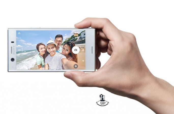 Sony Experia XZ1 Compact (Bild: Sony)