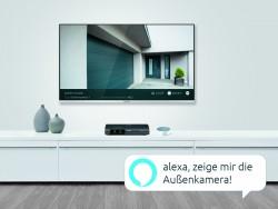 Smart-Home-System von TechniSat erhält Alexa Anbindung (Bild: TechniSat).