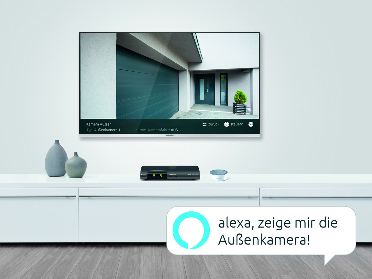 ifa smart home system von technisat erh lt alexa anbindung. Black Bedroom Furniture Sets. Home Design Ideas