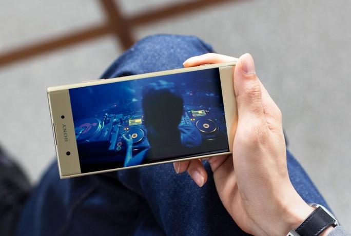 Sony Xperia XA1 Plus (Bild: Sony)