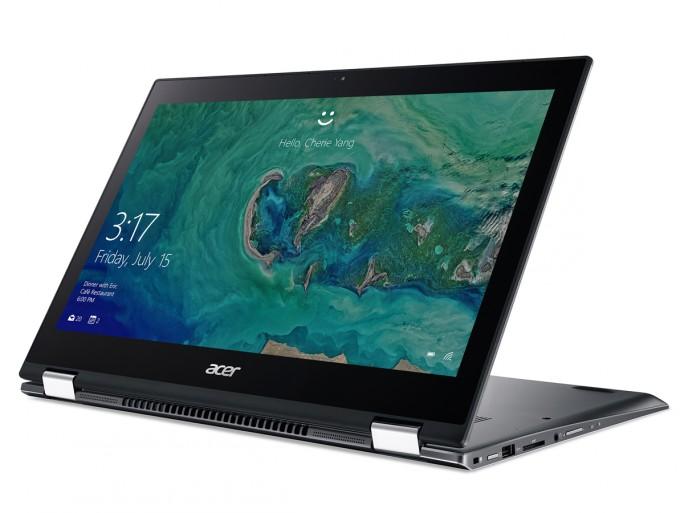 Acer Spin 5 in der 15-Zoll-Version (Bild: Acer).