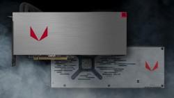 AMD bietet den Grafikchip Radeon RX Vega 64 auch mit Wasserkühlung an (Bild: AMD).