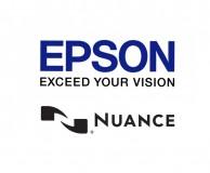 Epson und Nuance schließen weltweite strategische Partnerschaft
