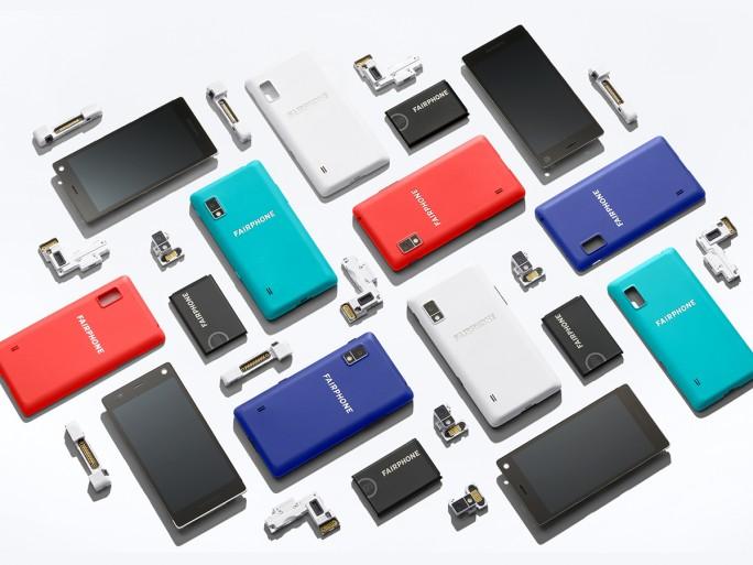 Fairphone 2 (Bild: Fairphone)