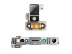 Das Fairphone-Kamera-Bundle bestehend aus Kamera-Modul mit 12 Megapixel und Top-Modul und Selfie-Kamera mit 5 Megapixel (Bild: Fairphone)