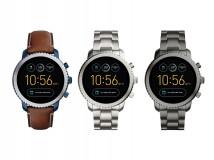IFA: Fossil führt erste Touchscreen-Smartwatches mit Vollbildanzeige ein