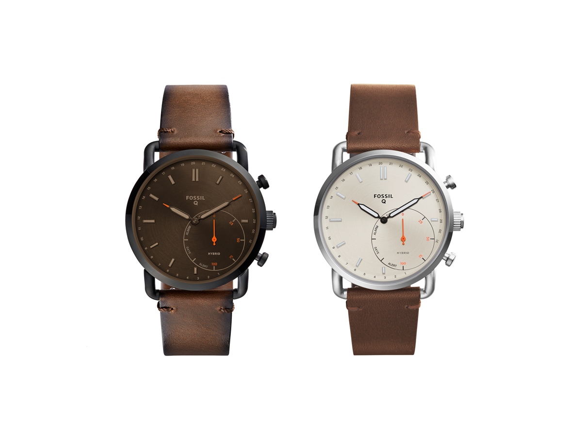 Google kauft Teile von Fossils Smartwatch-Geschäft