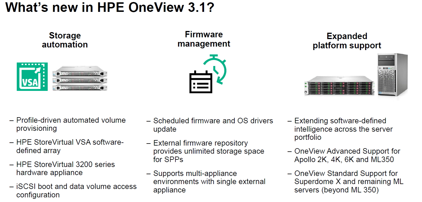 Hpe firmware download
