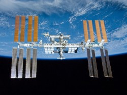 International Space Station (Bild: ESA)