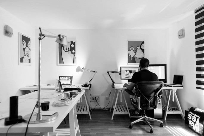 Home Office (Bild: Pexels, CC0)