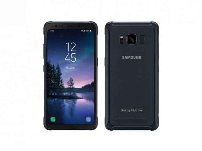 Samsung Galaxy S8 Active (Bild: Samsung)