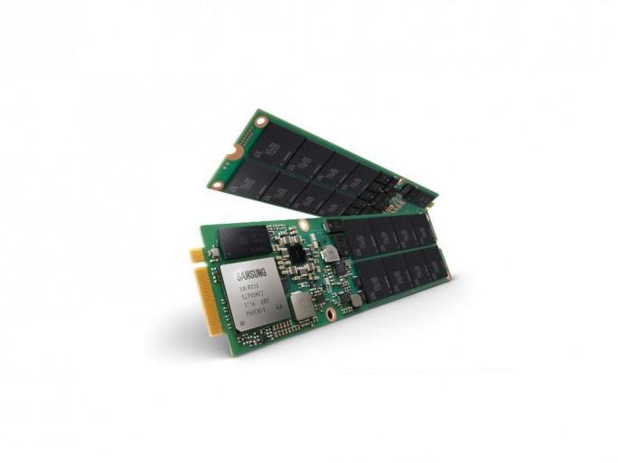 Samsung nutzt für seine Enterprise-SSDs künftig 1-Terabit-V-NAND-Chips (Bild: Samsung)