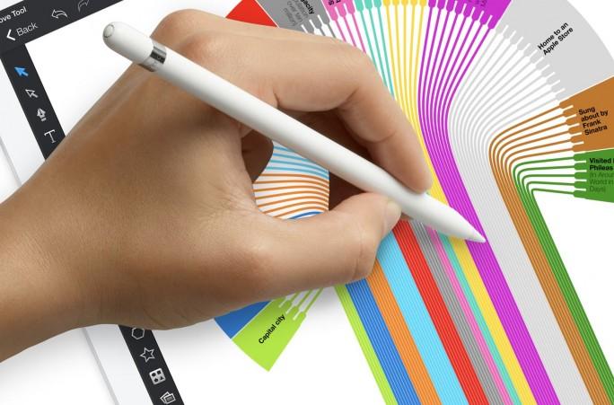 Apple Pencil (Bild: Apple)