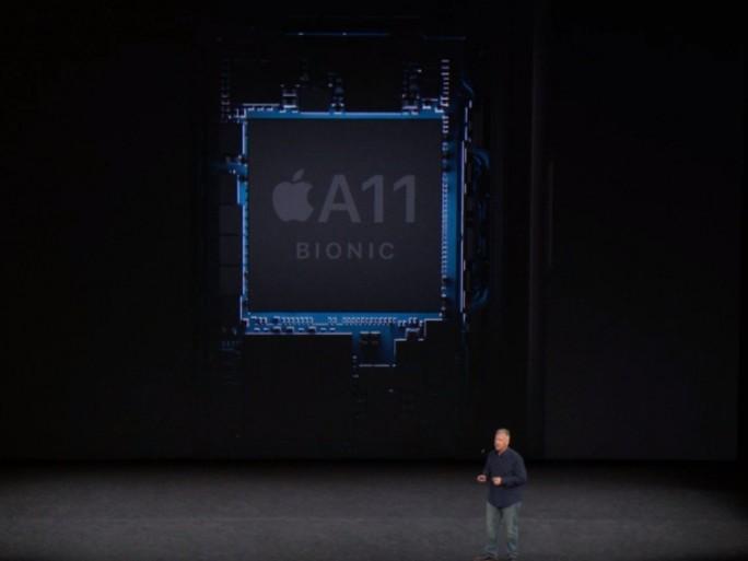 Apple A11 Bionic setzt neue Bestmarken (Screenshot: ZDNet.de)