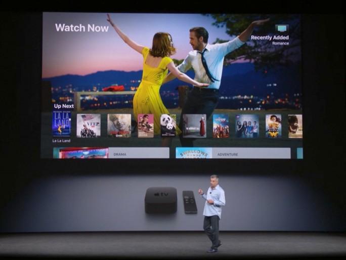 Apple TV 4K unterstützt HDR 10 und Dolby Vision (Screenshot: ZDNet.de)