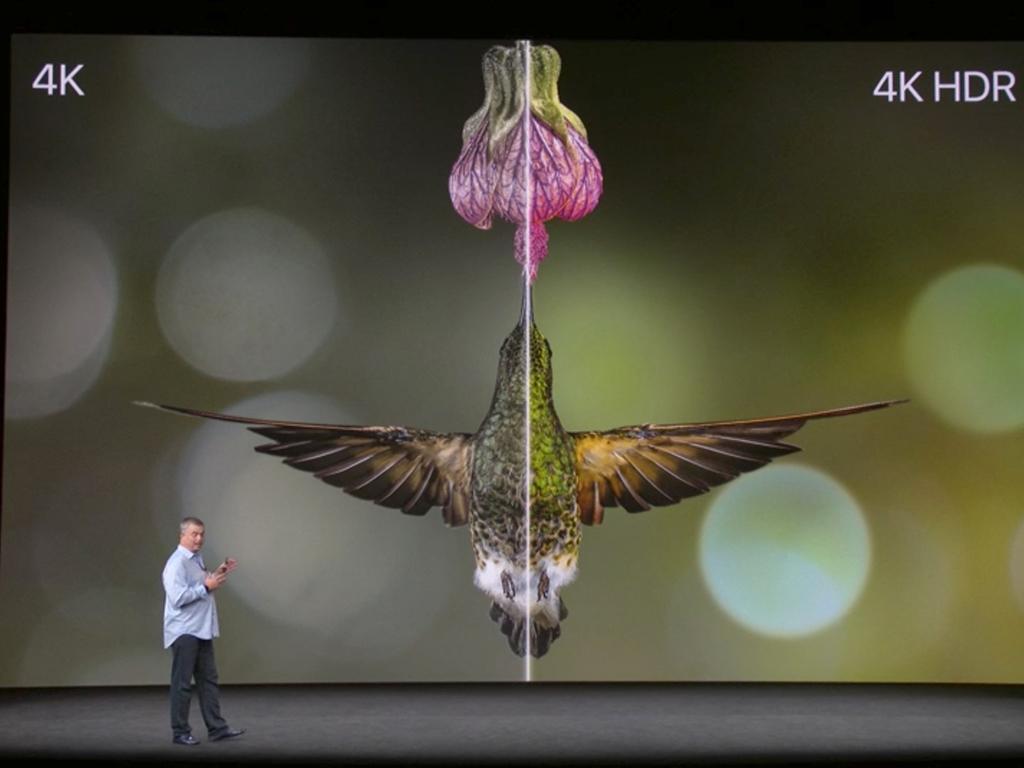 Apple Tv Mit 4k Unterstützung Kostet Knapp 200 Euro Zdnetde