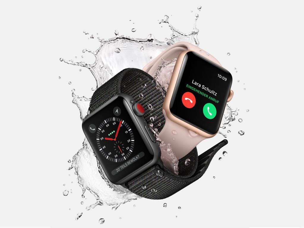 Apple Watch 3 LTE: Tester bemängeln Verbindungsprobleme