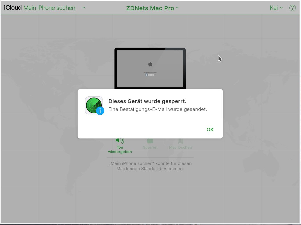 iCloud-Schwachstelle: Mac-Anwender von Erpressungsversuchen betroffen