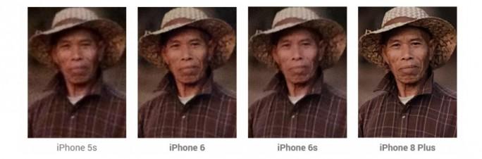 DxO Mark: iPhone 8 und iPhone 8 Plus belegen Spitzenplätze (Screenshot: ZDNet.de)