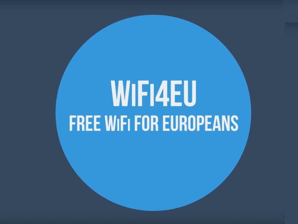 WiFi4EU – EU startet Registrierung für kostenloses WLAN in Städten und Gemeinden