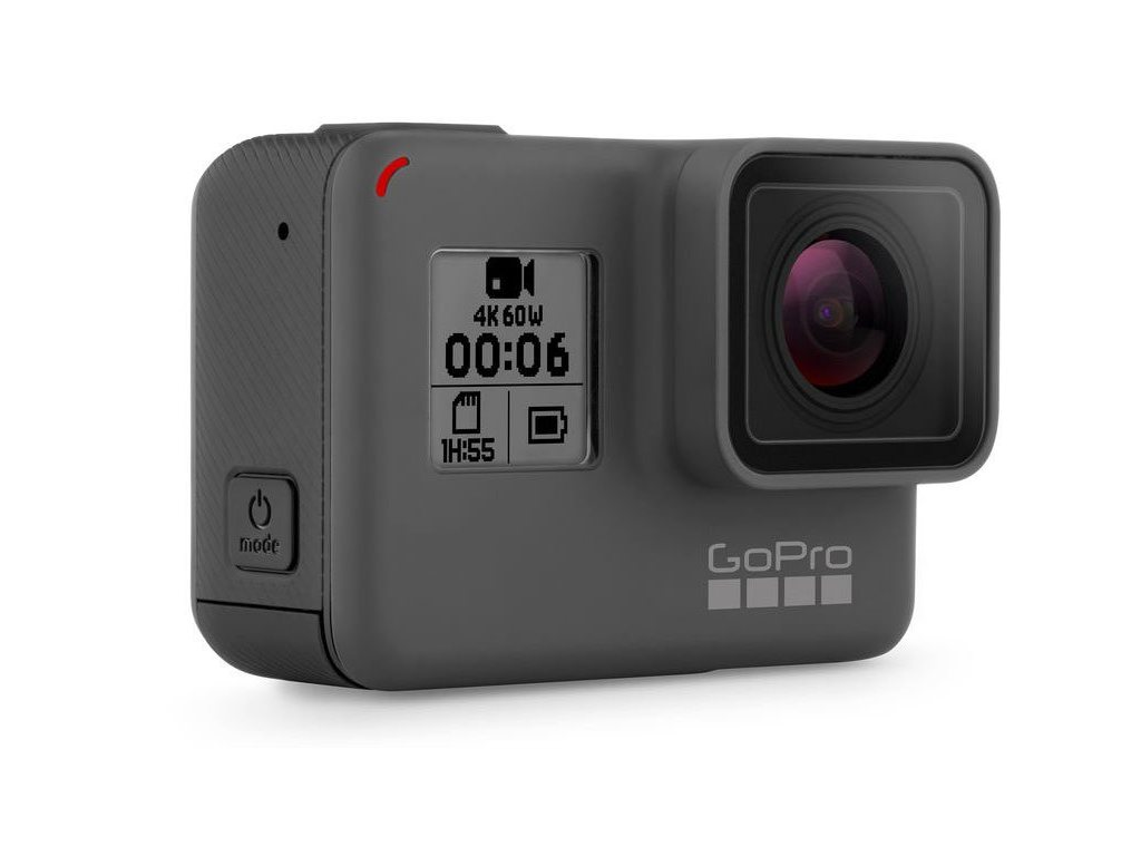 GoPro Hero6 Black mit 4K60 und 240 fps in Full-HD | ZDNet.de