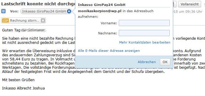 Wie Man Gefährliche E Mails Identifiziert Zdnetde