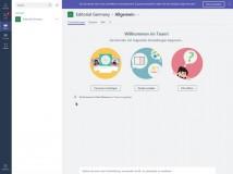 Microsoft Teams erlaubt Einbindung von Mitgliedern außerhalb der eigenen Organisation