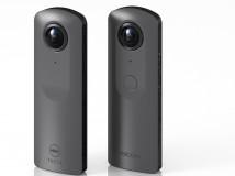 Neue 360-Grad-Kamera Ricoh Theta V nimmt 4K-Videos auf