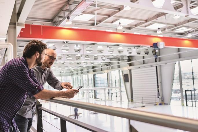 Gemeinsam mit Partner NavVis will die Deutsche Telekom die Baubranche digitalisieren. (Bild: Telekom)