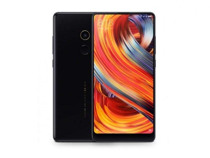 Xiaomi Mi MIX 2 (Bild: Xiaomi)