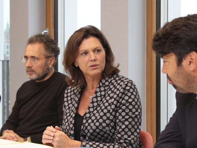 Ilse Aigner (Bild: Martin Schindler)