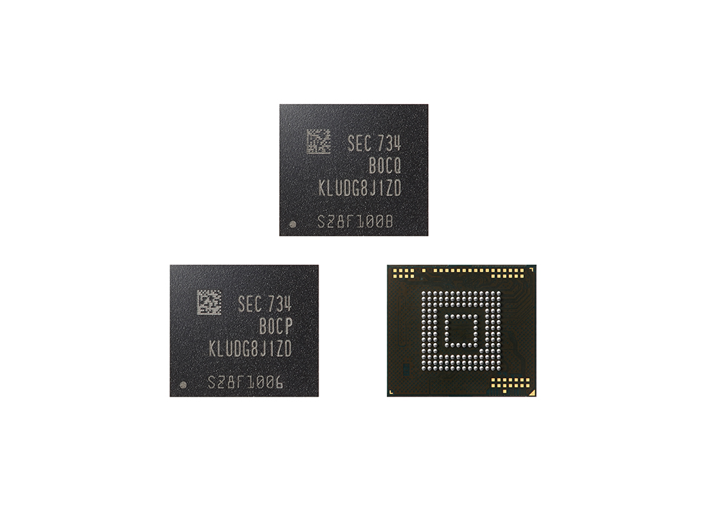 Samsung bringt eUFS mit 850 MByte/s ins Auto