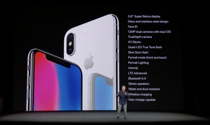 iPhone-X-Zusammenfassung