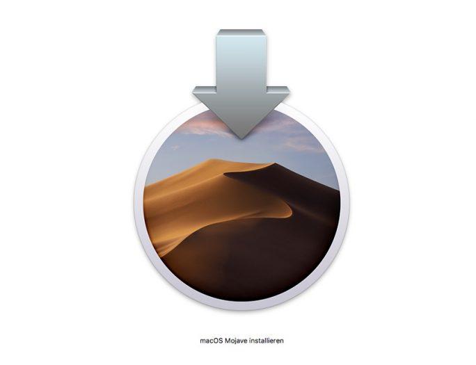 macOS Mojave installieren (Screenshot: ZDNet.de)