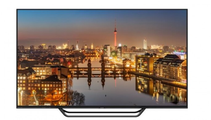 Sharp Aquos 8K TV (Bild: Sharp)
