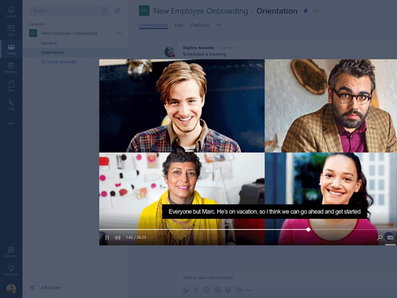 Microsoft Teams soll Skype for Business ersetzen