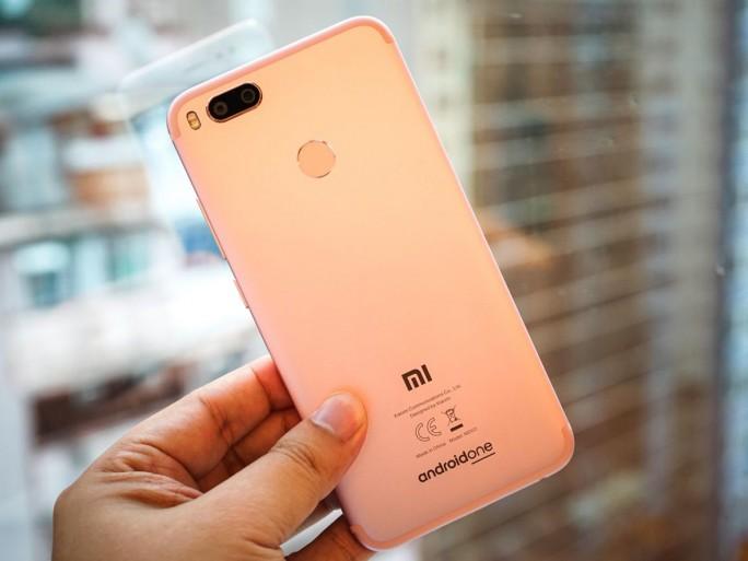 Xiaomi Mi A1 (Bild: CNET.com)