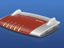 Fritzbox 5491 bietet Datenraten von bis zu 1 GBit/s