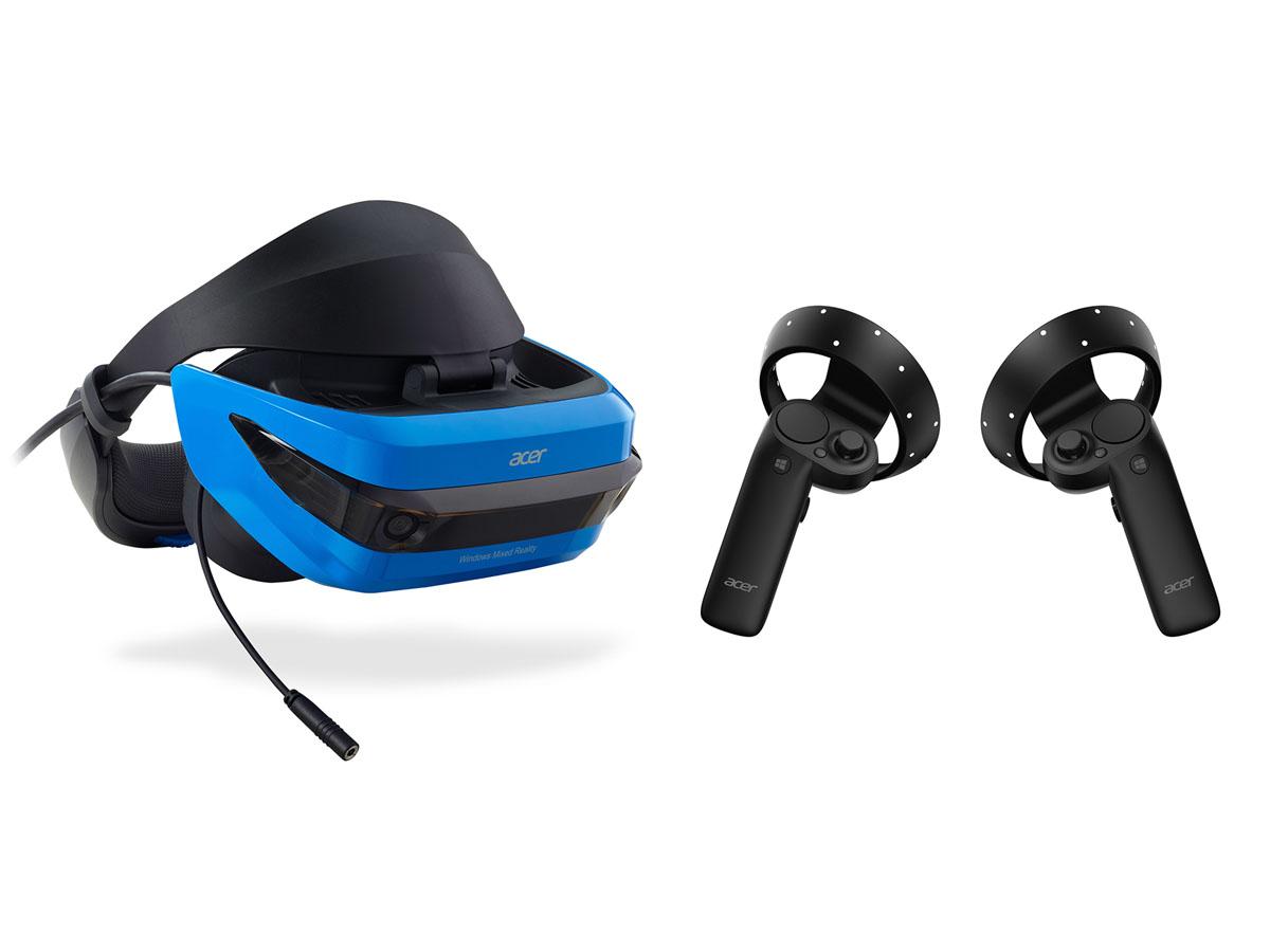 Windows 10: Samsungs VR-Headset ist ein Oculus-Konkurrent