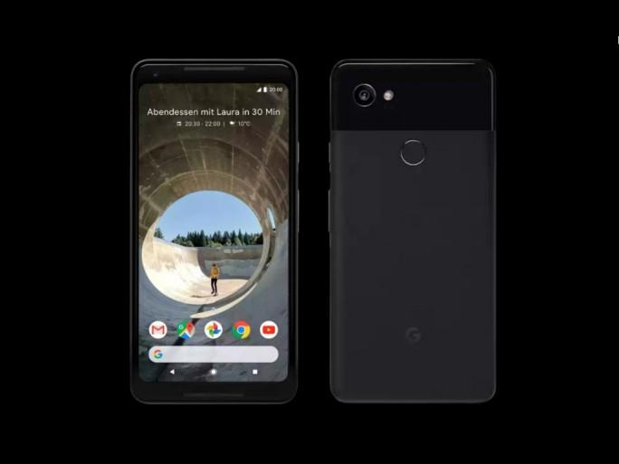 Google Pixel 2 XL (Bild: Google)