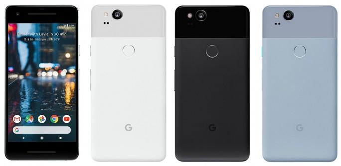 Google Pixel 2 (Bild: Evan Blass)